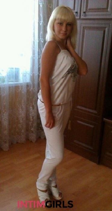 Проститутка Юлия